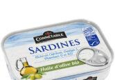 Connétable détient plus de 40% de part de marché sur le segment des sardines