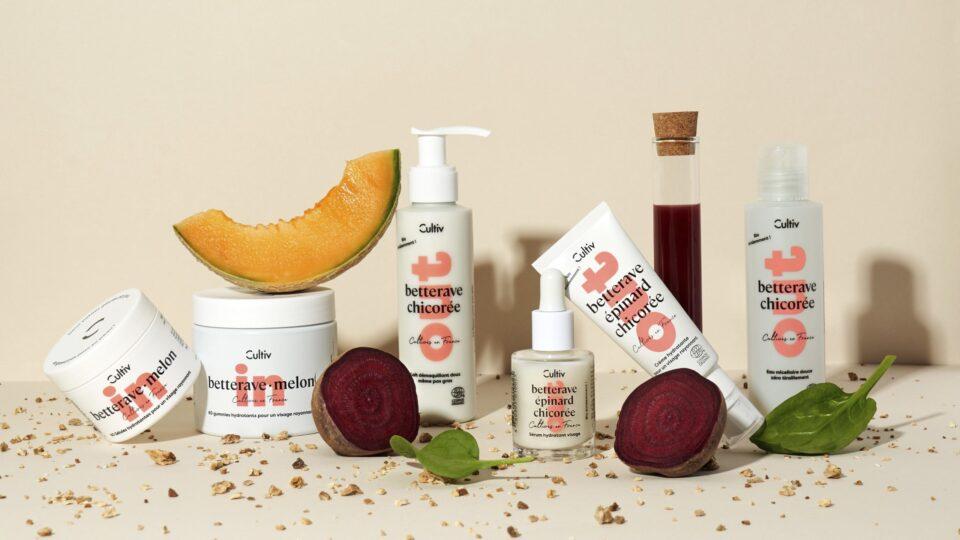 La marque investit le segment des cosmétiques naturelles, en forte croissance