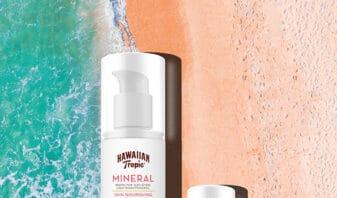 nouveauté protection UV crème solaire edgewell hawaiian tropic