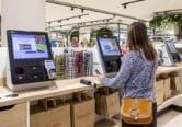 Les caisses automatiques permettent au client d'avoir plus d'autonomie