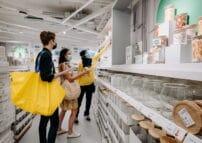 les consommateurs sont de retour en magasin