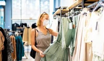 """le conjoncture reste délicate pour les commerces """"non essentiels"""""""