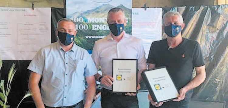 6ème année de partenariat entre Lidl et les producteurs laitiers