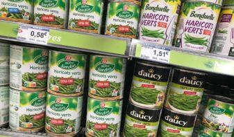 Croissance marque de distributeurs après la crise