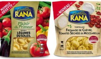 Lancement Rana légumes du soleil