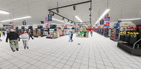 retail RV test concept merchandising