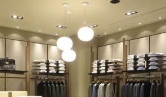 L'éclairage est un élément clé pour faire venir le client