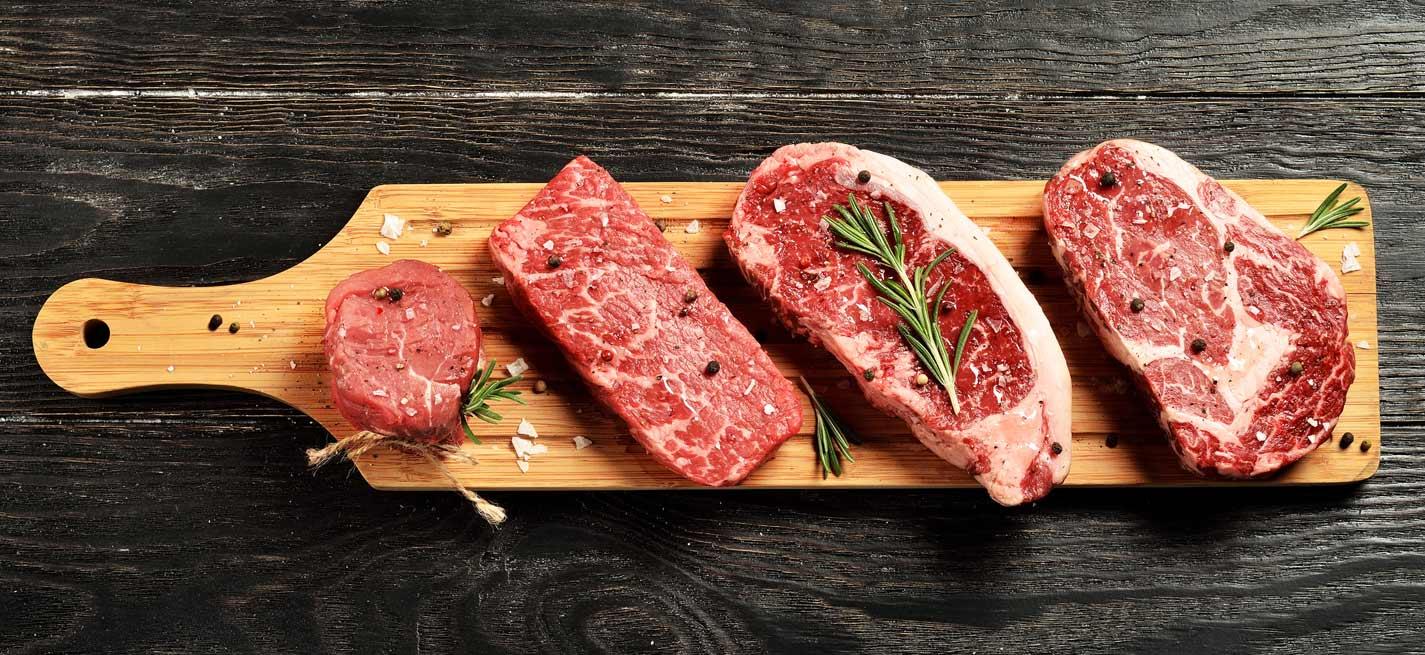 marché de la viande croissance