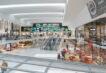 la gare Montparnasse a été rénové pour devenuir un véritable lieu de consommation